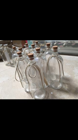 Botellas para mensajes