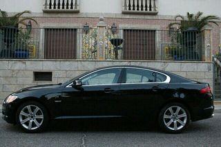 Jaguar XF 2.7D. 2008