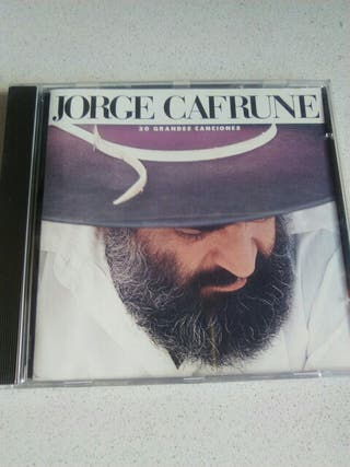 Cd Jorge Cafrune FOLKLORE ARGENTINO