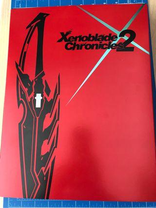 Xenoblade Chronicles 2 para Switch