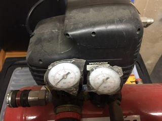 Compresor de aire wurth