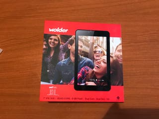 Tablet Wolder Mitab Oslo casi sin uso