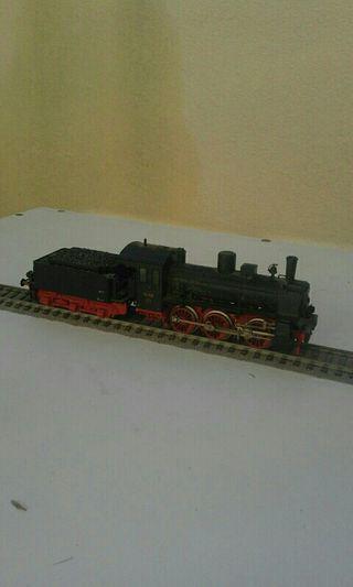 Locomotora Vapor Fleishman