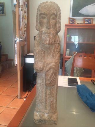 Escultura romanica