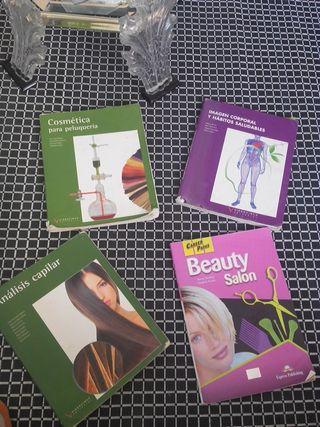 libros de peluqueria