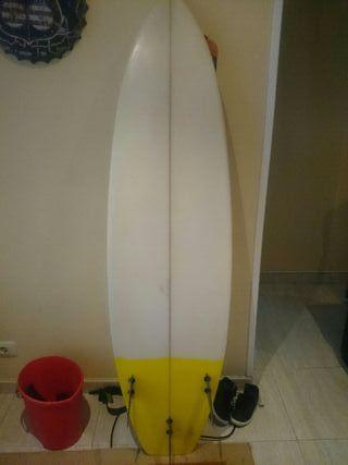 lote surf y bodyboard