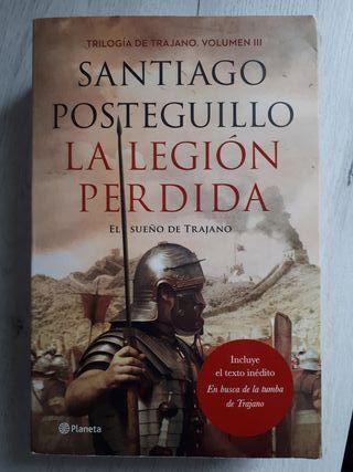 Libro La Legión Perdida