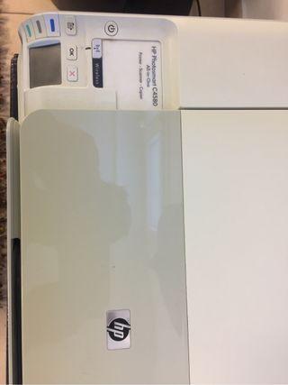 Fotocopiadora hp c4580