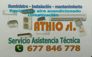 Reparaciones e instalaciones
