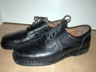 zapatos hombre cordón