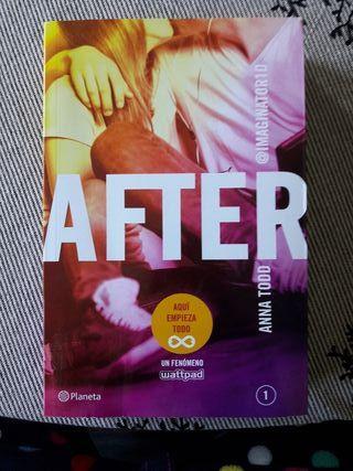 After,libro juvenil