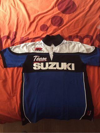 Polo Suzuki GSX-R