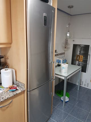 nevera/frigorifico combi lg