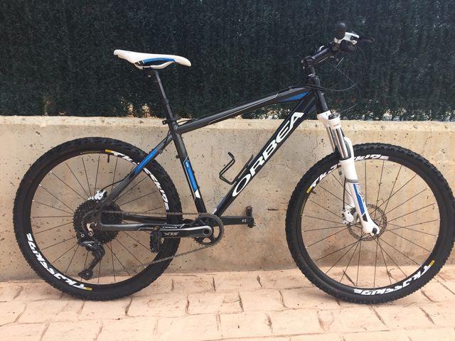 Bicicleta MTB Orbea Sherpa de segunda mano por 550 € en L\'Ampolla en ...