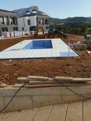 Venta de piscina de obra