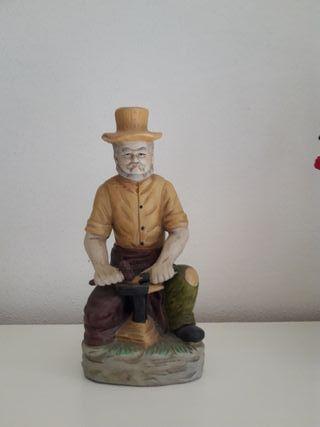 Figura decorativa abuelo