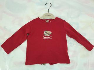 Camiseta bebé Burberry