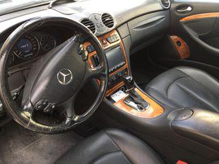 Mercedes-Benz clk270cdi 2004