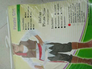 Disfraz infantil 4-5 años Pirata