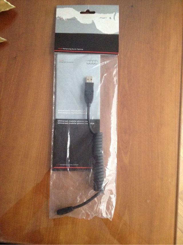 Cable Audi USB para Micro USB