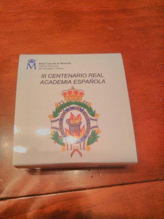 III centenario real academia española