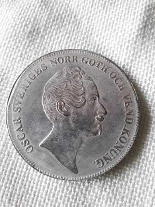 Moneda Sueca (1853)