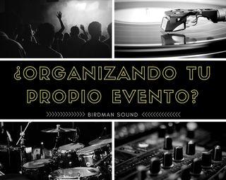 Alquiler equipo de sonido + opción DJ