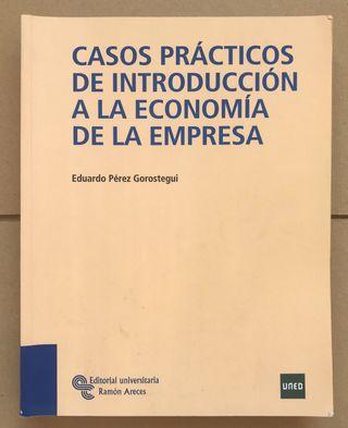 Casos practicos Introduccion a la Empresa UNED ADE
