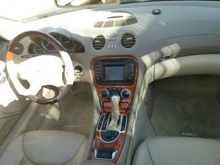 Mercedes-benz SL 2003