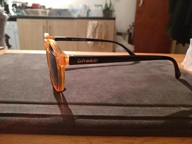 D. Franklin sunglasses