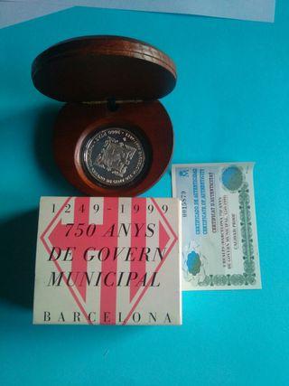 750 any govern municipal barcelona