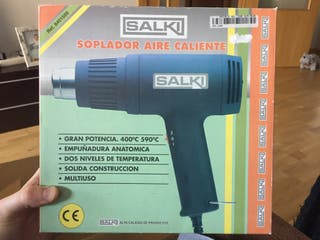OFERTA!! Soplador Aire Caliente Salki