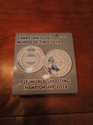 campeonato del mundo de tiro 2014