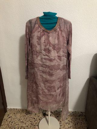 Vestido Para Mujer Marca Polita Talla L Rosita