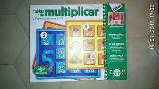 Juego de Multiplicar