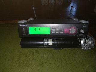 microfono inalambrico SHURE (BETA 58A)