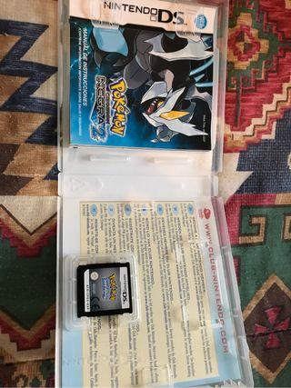 Pokemon edición negra 2 ninento ds