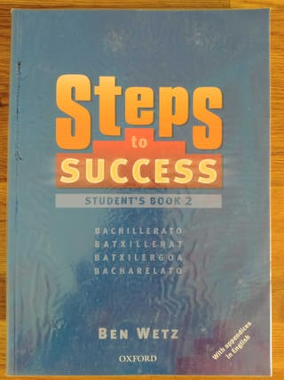 STEPS TO SUCCESS STUDENTS BOOK 2
