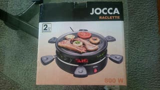 Raclette Grill Plancha