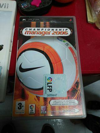 manager 2006 psp