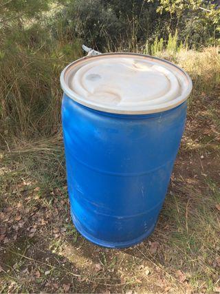Bidón 200 litros para gasoil