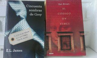 Lote de dos libros.