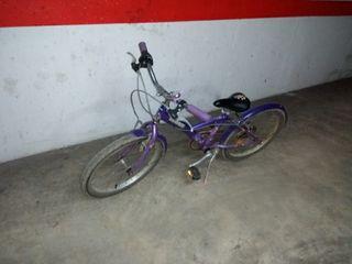 """Bicicleta niña 20"""""""