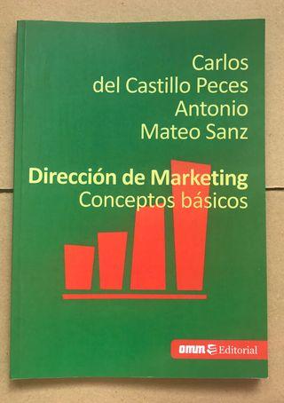 Libro DIRECCION DE MARKETING UNED ADE Empresa