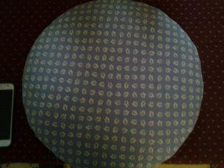 almohadilla para bolillos 43 cms de diametro
