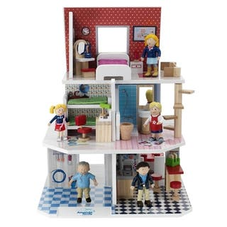 Casa de muñecas Amanda (imaginarium )