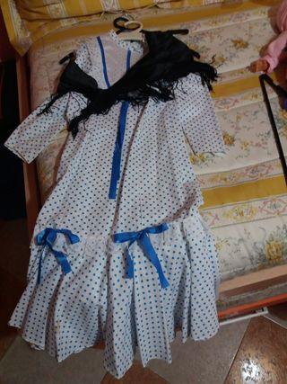 vestido de chulapa