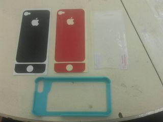 pegatina iphone 4