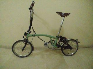 Bicicleta Bromptom 6ML