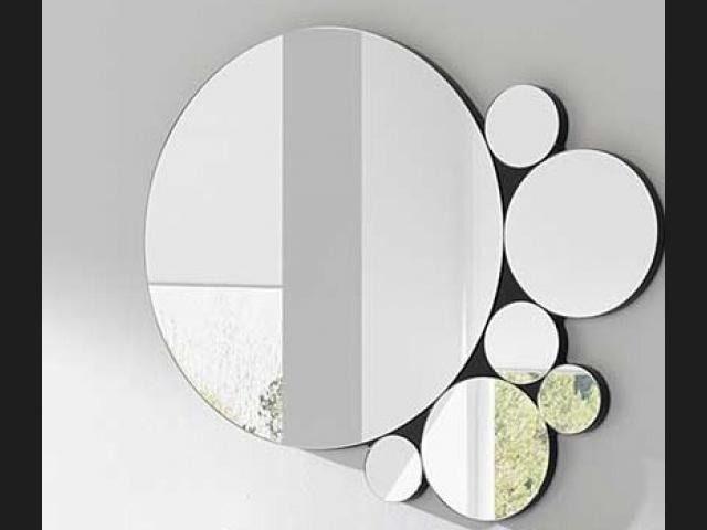 Espejos decorativos de diferentes medidas de segunda mano for Espejos segunda mano barcelona